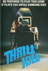 Thrillkill Poster