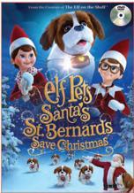Elf Pets: Santa's Reindeer Rescue (2020) poster