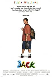 Jack (1996) Poster - Movie Forum, Cast, Reviews