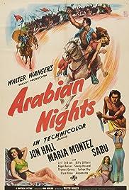 Arabian Nights(1942) Poster - Movie Forum, Cast, Reviews