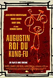 Augustin, King of Kung-Fu Poster