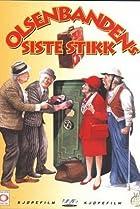 Image of Olsenbandens siste stikk