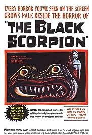 The Black Scorpion(1957) Poster - Movie Forum, Cast, Reviews