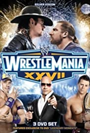 WrestleMania XXVII (2011) Poster - TV Show Forum, Cast, Reviews