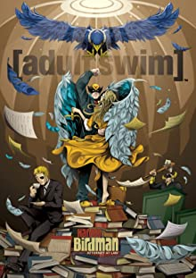 Poster Harvey Birdman, Attorney at Law