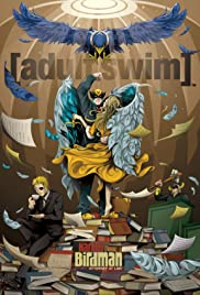 Harvey Birdman, Attorney at Law Poster - TV Show Forum, Cast, Reviews