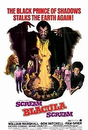 Scream Blacula Scream(1973) Poster - Movie Forum, Cast, Reviews