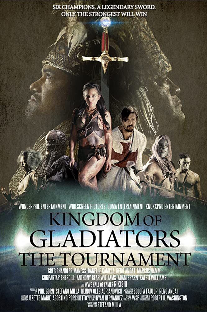 Боги арены: Турнир / Kingdom of Gladiators, the Tournament (2017)