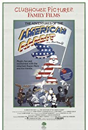 The Adventures of the American Rabbit (1986) Poster - Movie Forum, Cast, Reviews