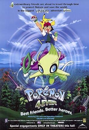 ver Pokémon 04: Celebi, la voz del bosque