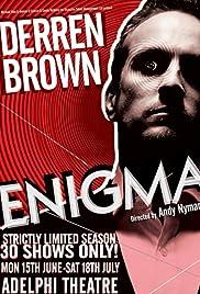 Derren Brown: Enigma Poster