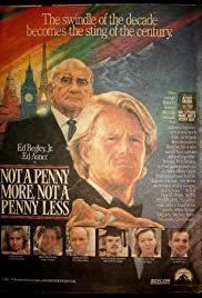 Not a Penny More, Not a Penny Less Poster