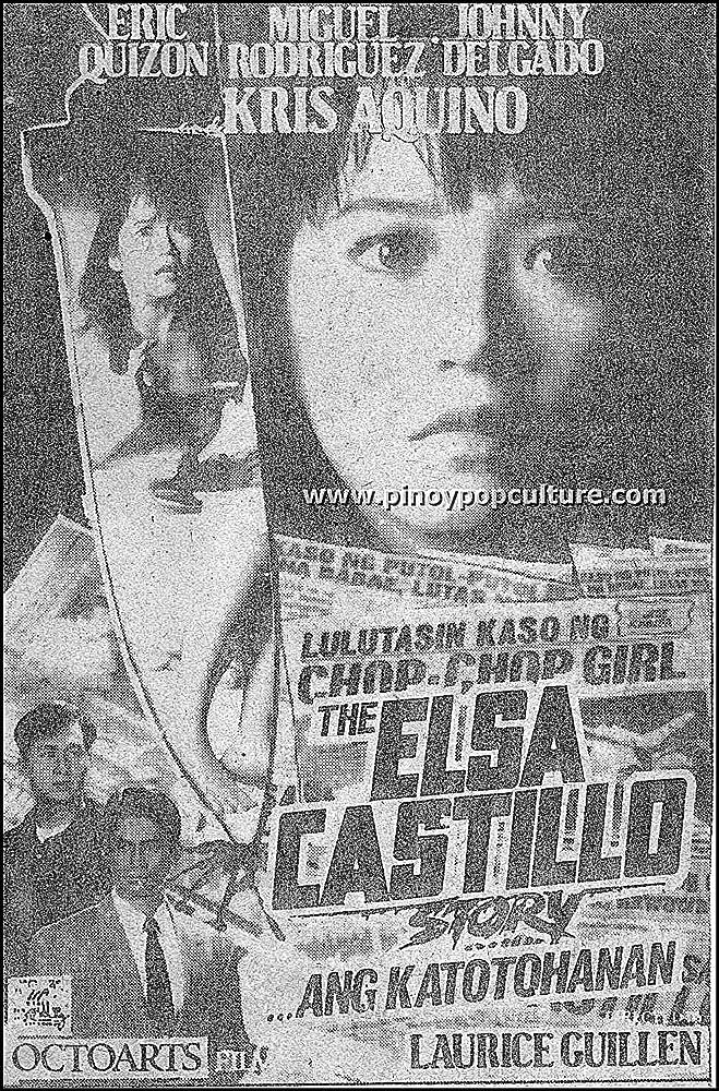 The Elsa Castillo story… Ang katotohanan (1994)