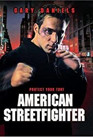 American Streetfighter (1992) Poster - Movie Forum, Cast, Reviews