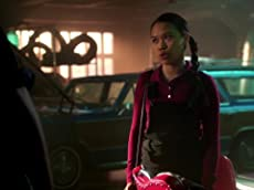 Nikki as Patty Logan - Scorpion 4x07