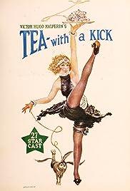 Tea: With a Kick! Poster