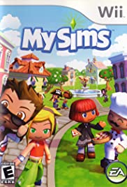 MySims Poster