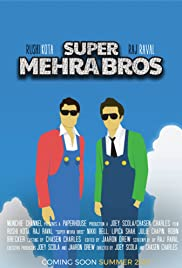 Super Mehra Bros Poster