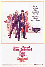 Steelyard Blues (1973) Poster - Movie Forum, Cast, Reviews