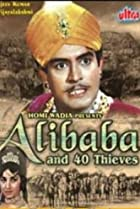 Image of Alibaba and 40 Thieves