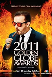 The 68th Annual Golden Globe Awards Poster