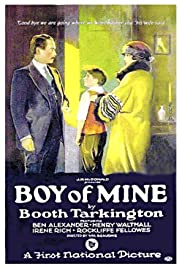 Boy of Mine Poster