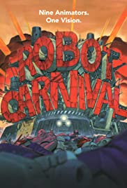 Robot Carnival (1987) Poster - Movie Forum, Cast, Reviews