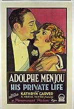 His Private Life