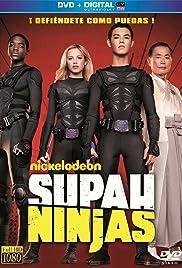 Supah Ninjas Poster - TV Show Forum, Cast, Reviews