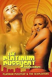 Platinum Pussycat Poster