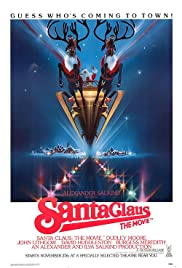Santa Claus: The Movie Poster