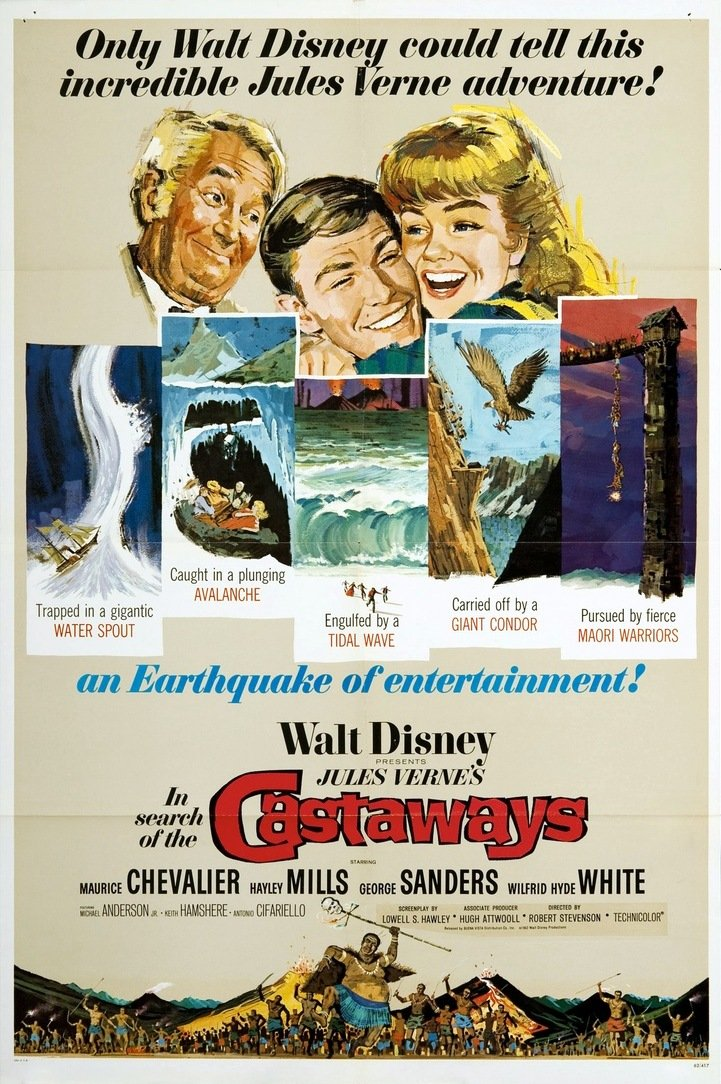image In Search of the Castaways Watch Full Movie Free Online