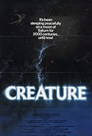 Creature (1985) Poster - Movie Forum, Cast, Reviews