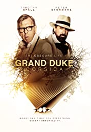 The Obscure Life of the Grand Duke of Corsica (2021) poster