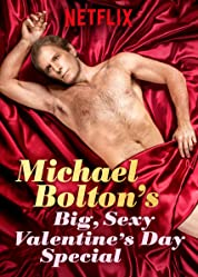 Michael Bolton's Big, Sexy Valentine's Day Special poster
