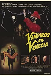 Vampire in Venice (1988) Poster - Movie Forum, Cast, Reviews