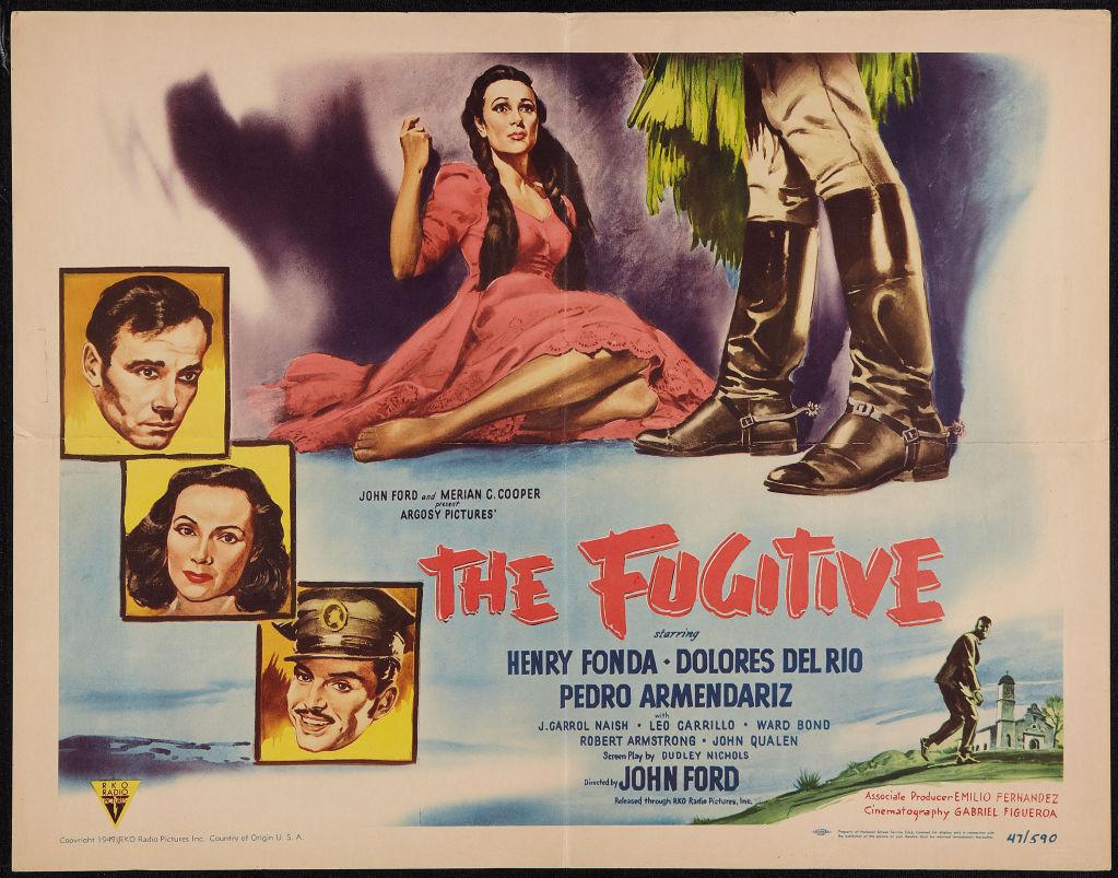 Resultado de imagen de the fugitive 1947