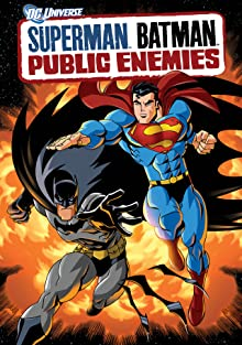 Poster Superman/Batman: Public Enemies
