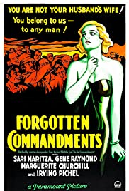 Forgotten Commandments Poster