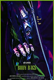 Body Bags (1993) Poster - Movie Forum, Cast, Reviews