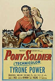 Pony Soldier (1952) Poster - Movie Forum, Cast, Reviews