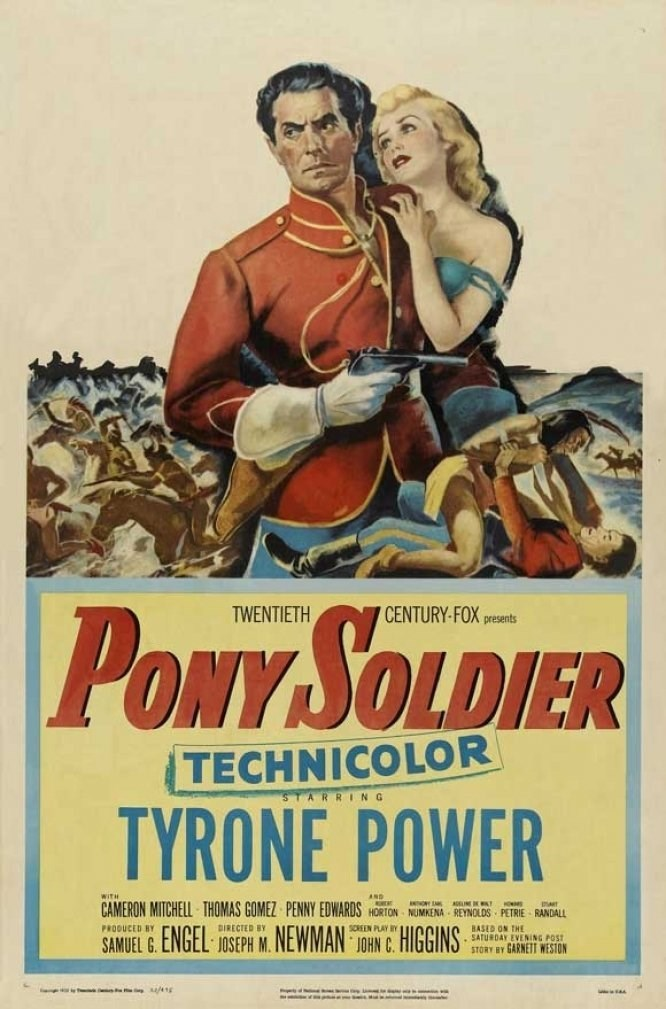 image Pony Soldier Watch Full Movie Free Online