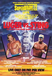 WCW SuperBrawl II Poster