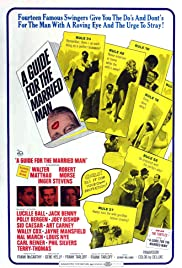 A Guide for the Married Man (1967) Poster - Movie Forum, Cast, Reviews