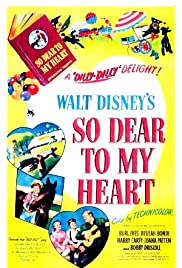 So Dear to My Heart (1948) Poster - Movie Forum, Cast, Reviews