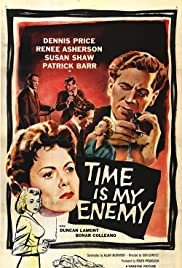 Time Is My Enemy Poster
