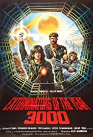 The Exterminators of the Year 3000(1983) Poster - Movie Forum, Cast, Reviews
