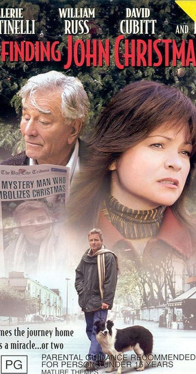 Finding John Christmas (TV Movie 2003) - IMDb
