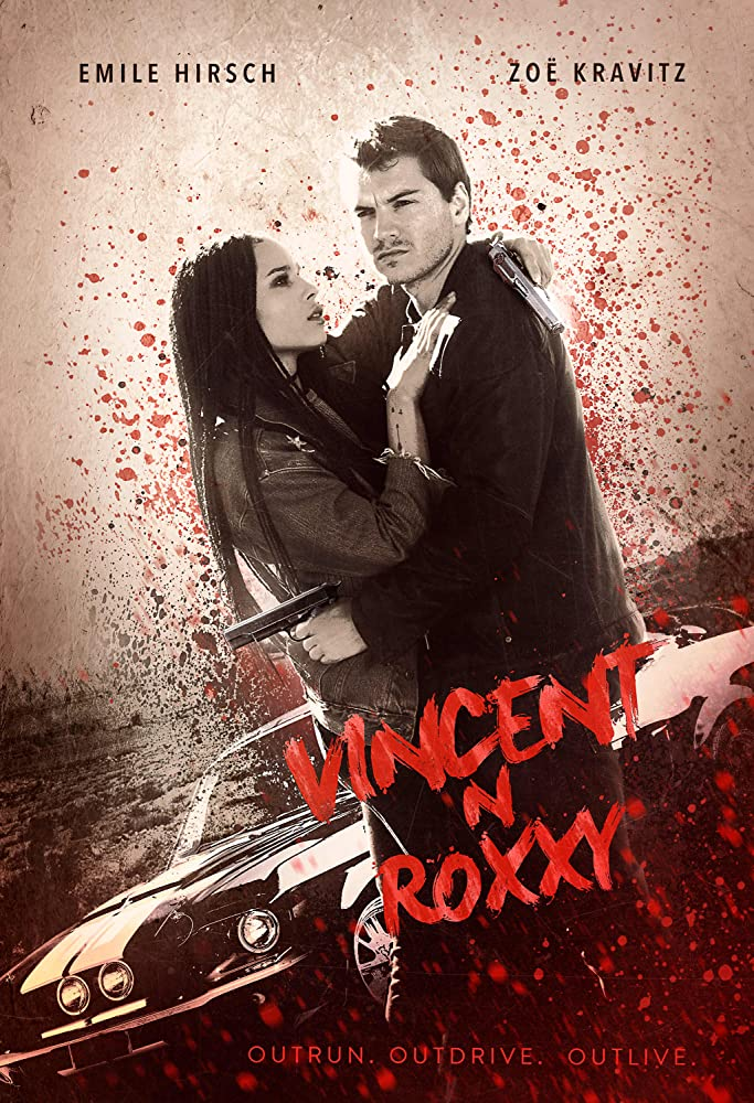 Cúmplices Por Acidente: Vincent e Roxxy