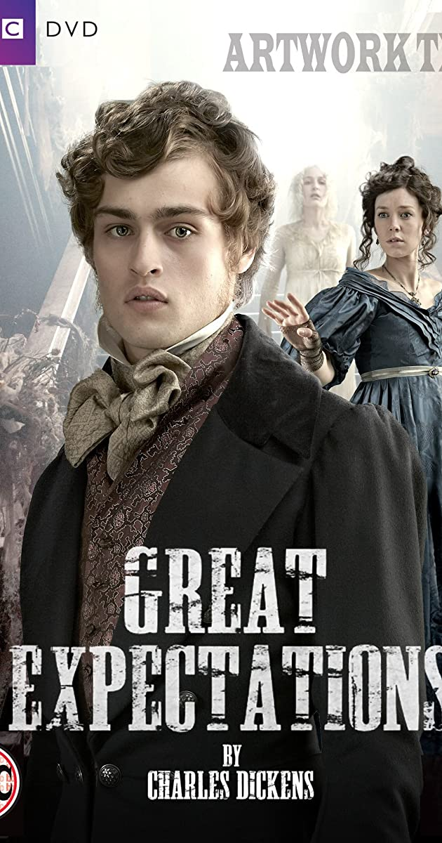 Book Cover Series Imdb : Great expectations tv mini series  imdb